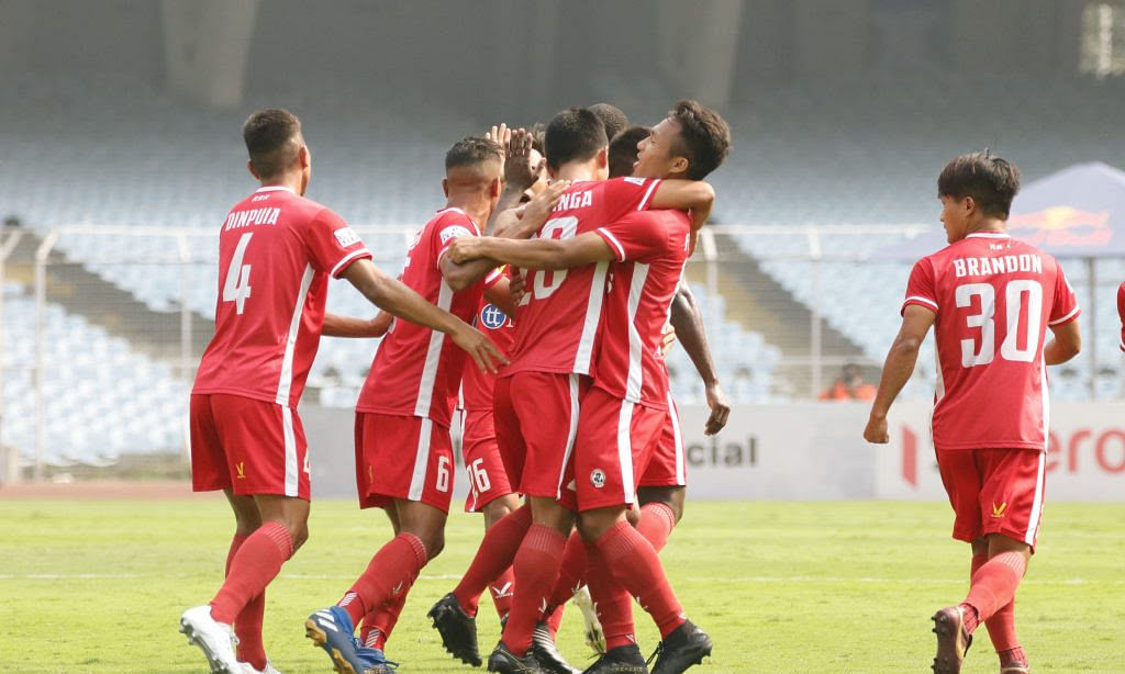Football: Aizawl overpower Mohammedan Sporting in I-League