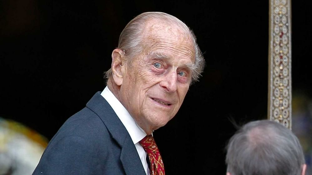 UK's Prince Philip in hospital as 'precautionary measure'
