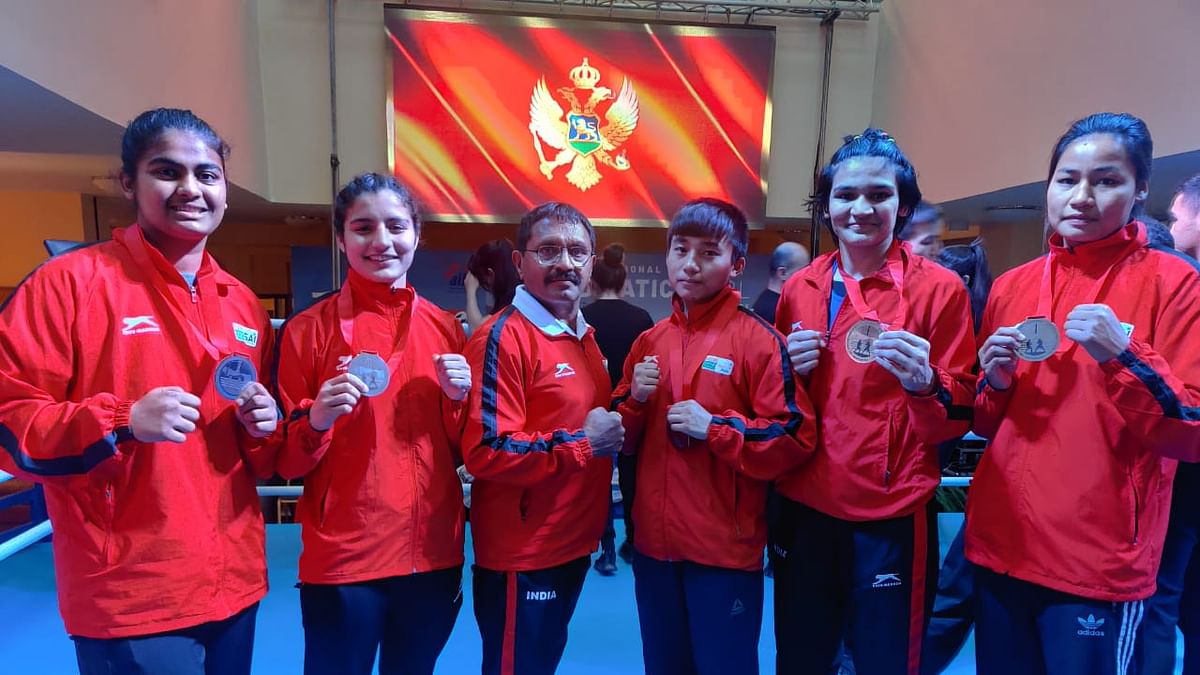 Boxing: Chanu, Arundhati win titles, Indian women end up with five golds