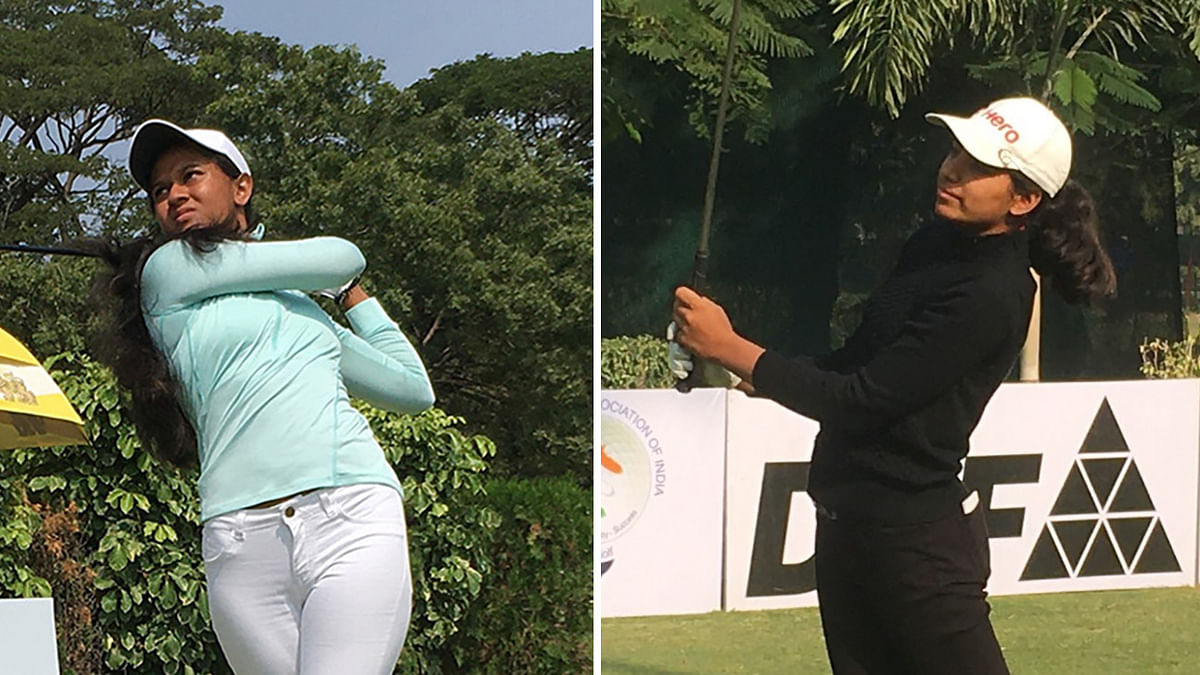 Golf: Pranavi leads strong field in 3rd leg of Hero WPGT; Dagar, Amandeep and Vani back in action