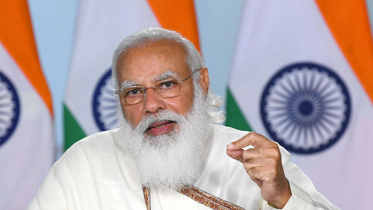 Tagore was proud of Bengal, he was equally proud of India's diversity, says Modi