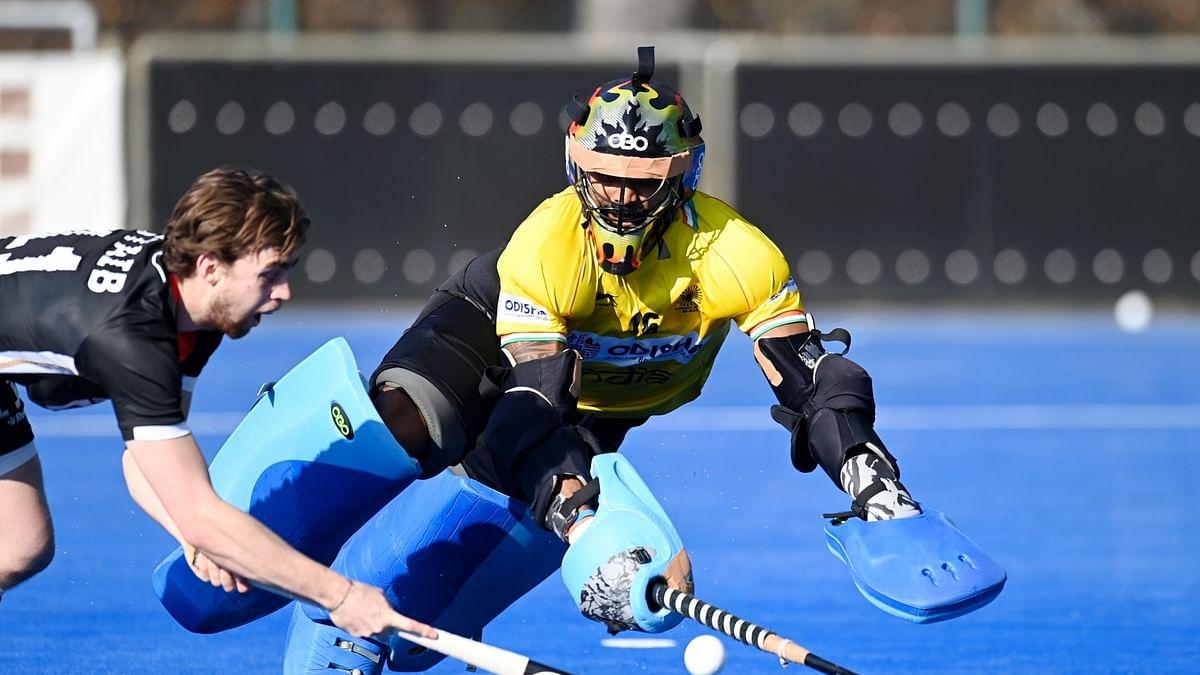 Men's Hockey: India thrash Germany 6-1 in first match