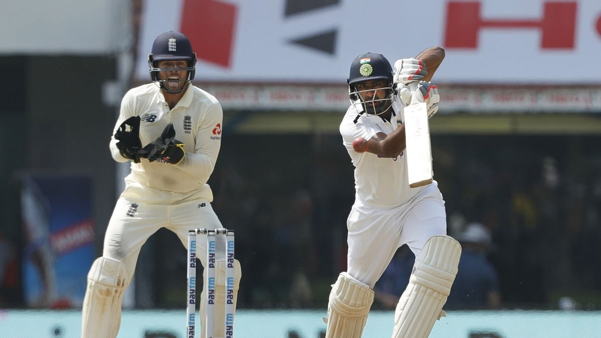 2nd Test: Ashwin's 5th Test ton helps India gain complete control