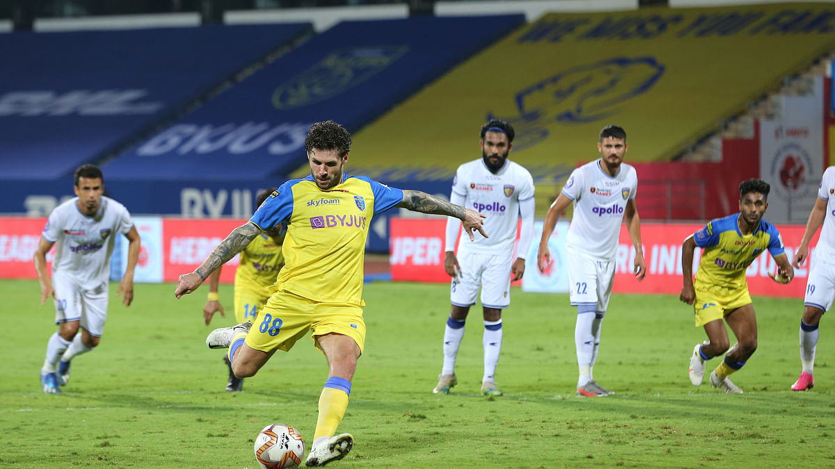 Kerala and Chennaiyin share spoils in Southern derby