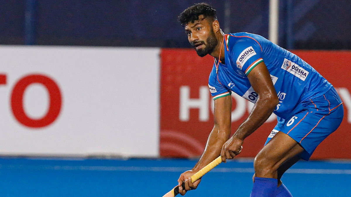"Hockey: Strong defence is key to success in big tournaments,"" says defender Surender Kumar"