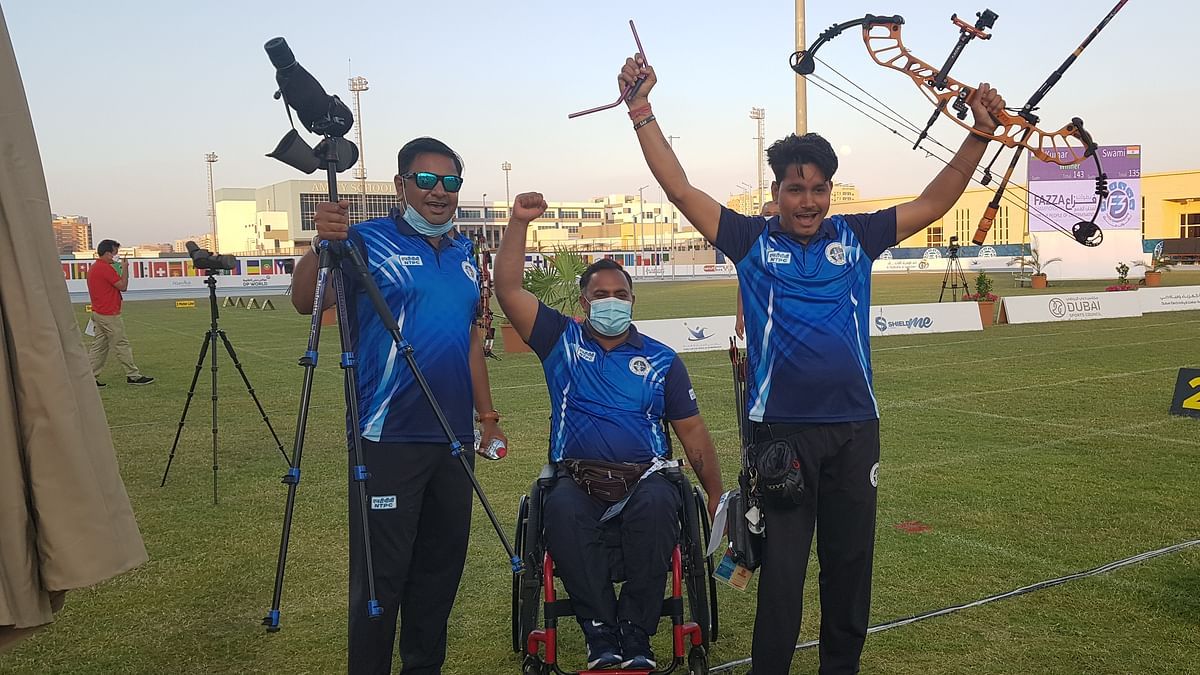 Para Archery: India finish with 2 gold, 3 silver