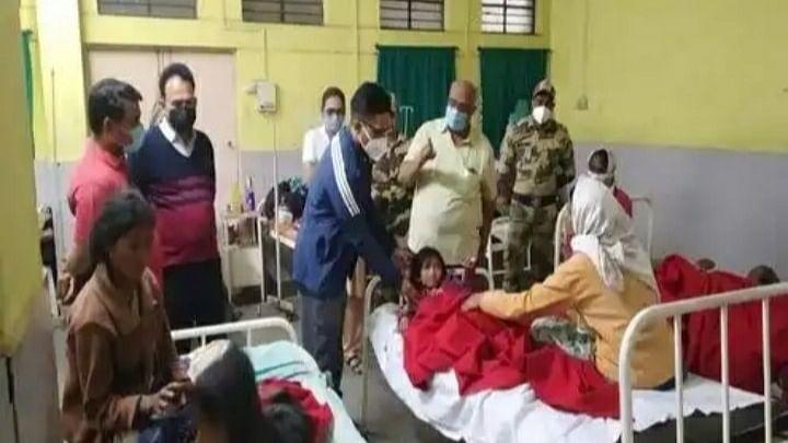 Maharashtra: 12 kids given sanitizer instead of polio drops, 3 nurses suspended