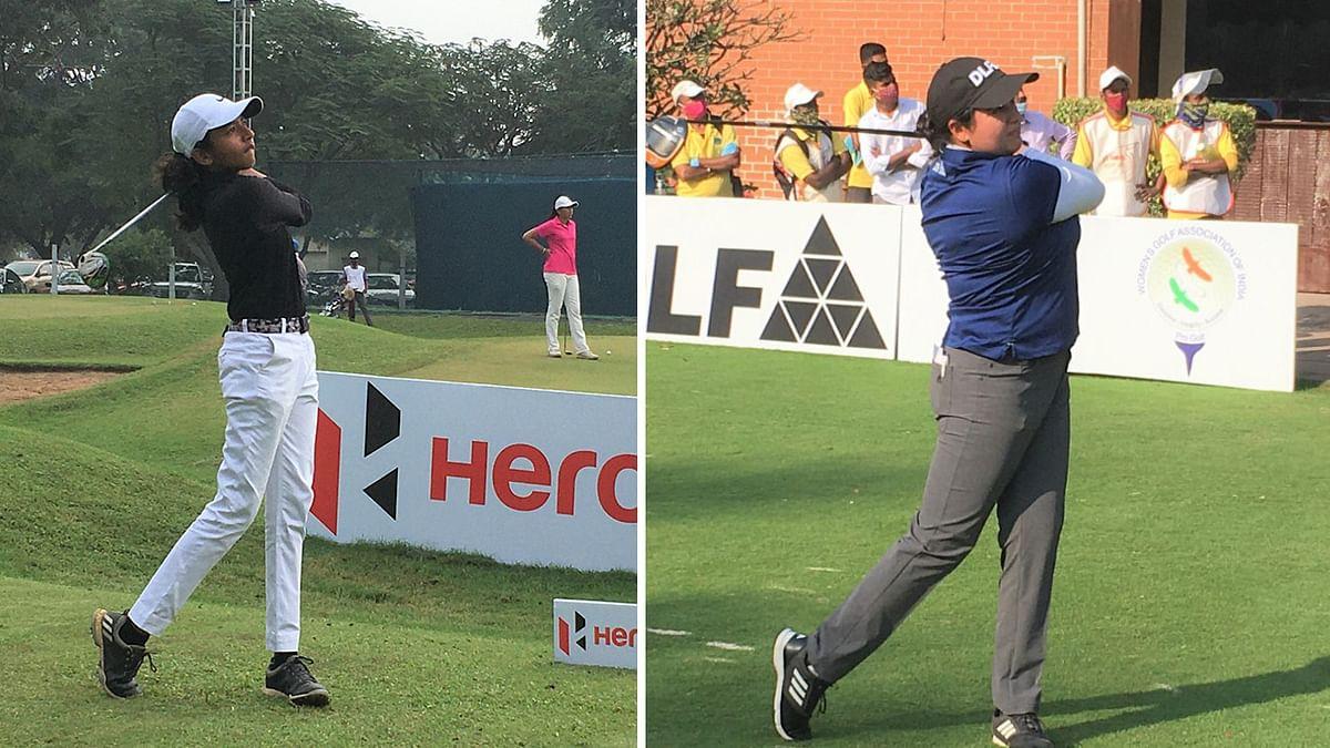 Golf: Teen amateur Avani stuns top pros to win third leg of Hero WPGT