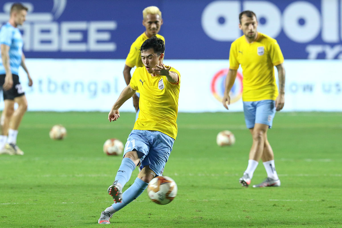 Cy Goddard will have major role to play for Mumbai City in suspended Hugo Boumous' absence when they meet Bengaluru FC in the Indian Super League, at Bambolim, Goa on February 15, 2021.
