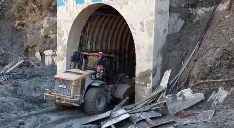 Uttarakhand: No breakthrough yet in search for trapped workers in flood-hit tunnel