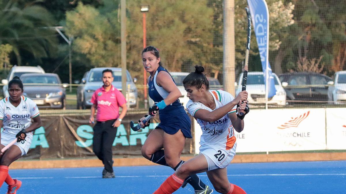 Hockey Junior Women: Keen to win more tournaments, says striker Deepika