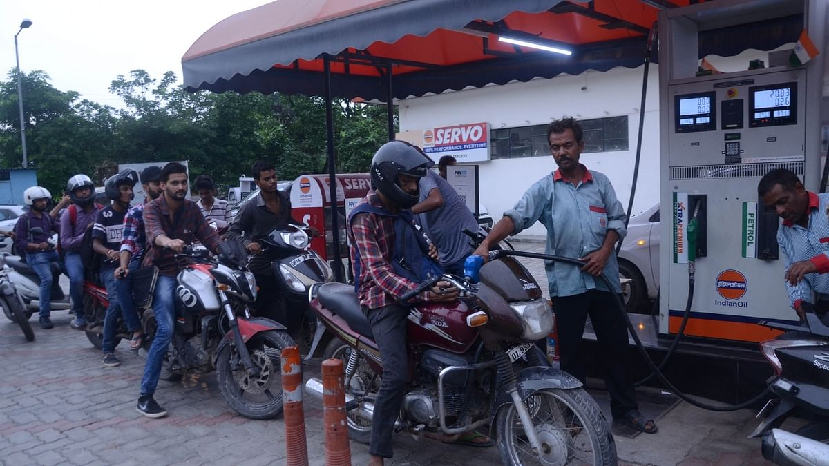 Sharp jump in petrol, diesel prices for 8th consecutive day