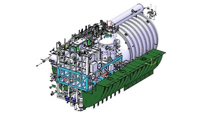 Fuel cell-based Air Independent Propulsion System crosses important milestone of User-Specific Tests
