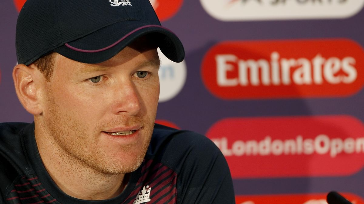 Morgan out of 2nd ODI due to injury, Buttler to lead