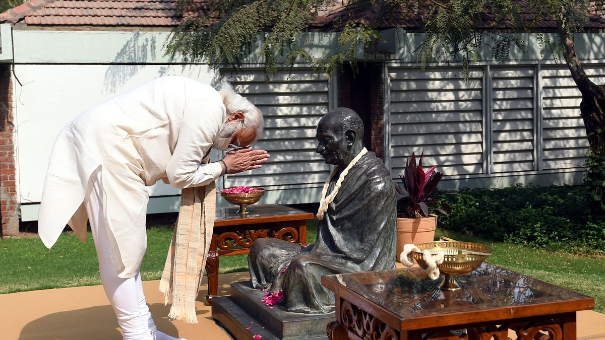 Conscious effort for preserving the history of unsung heroes of freedom struggle in last six years: Modi
