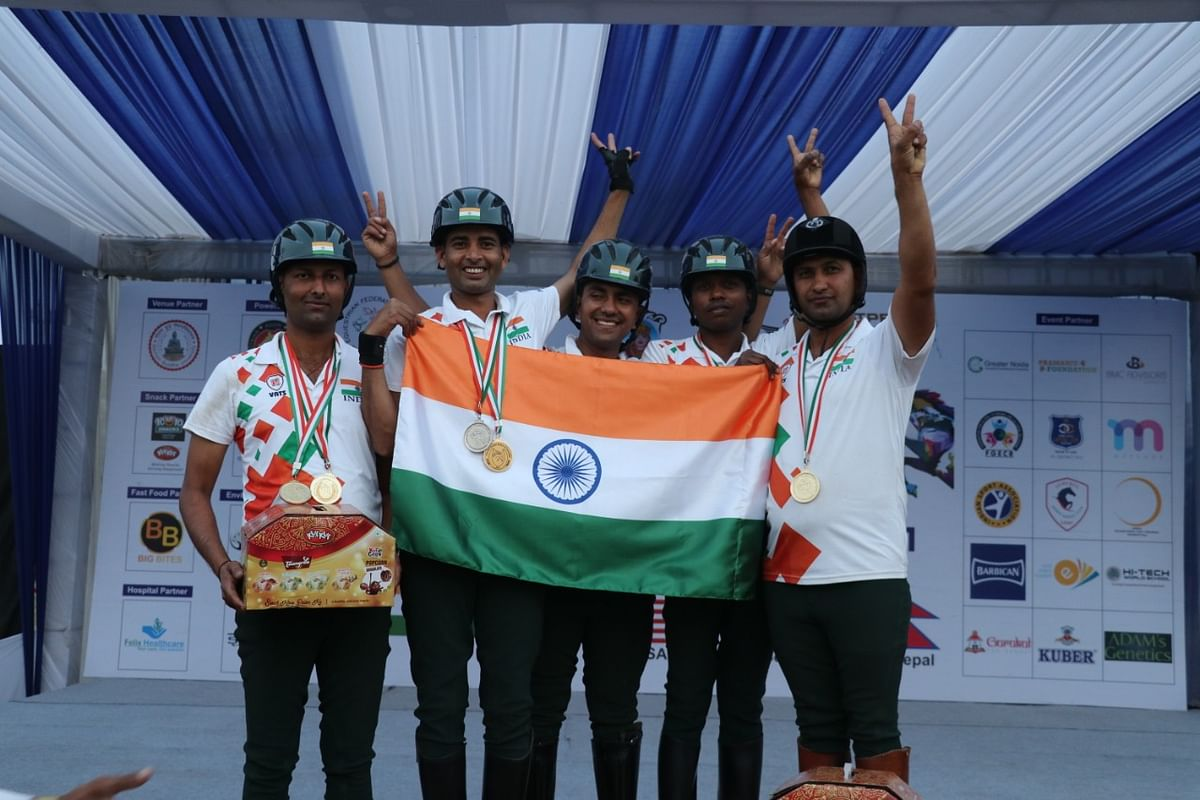 Equestrian: Team India bags two gold medals at World Cup Qualifiers for Tent Pegging