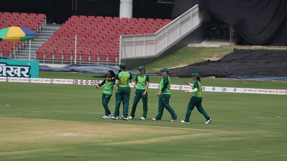 5th ODI: South Africa women beat India, win series 4-1