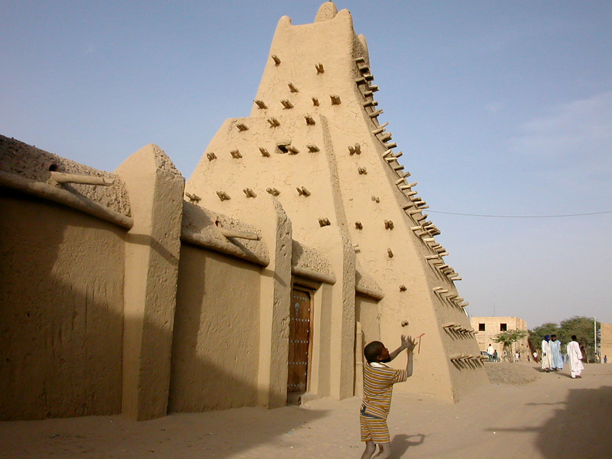 Mali and UNESCO receive symbolic reparation for destruction of Timbuktu's mausoleums