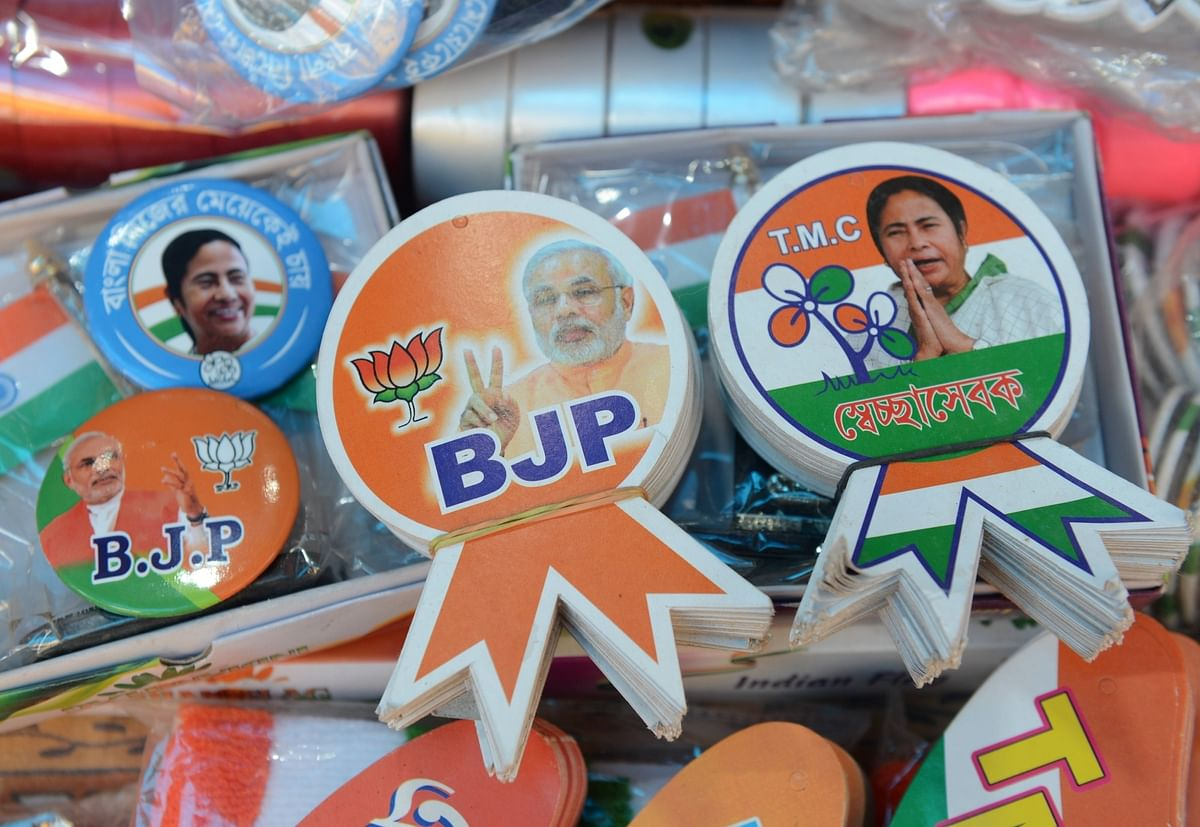 BJP finalises candidates for 3rd and 4th phases of polling in Bengal