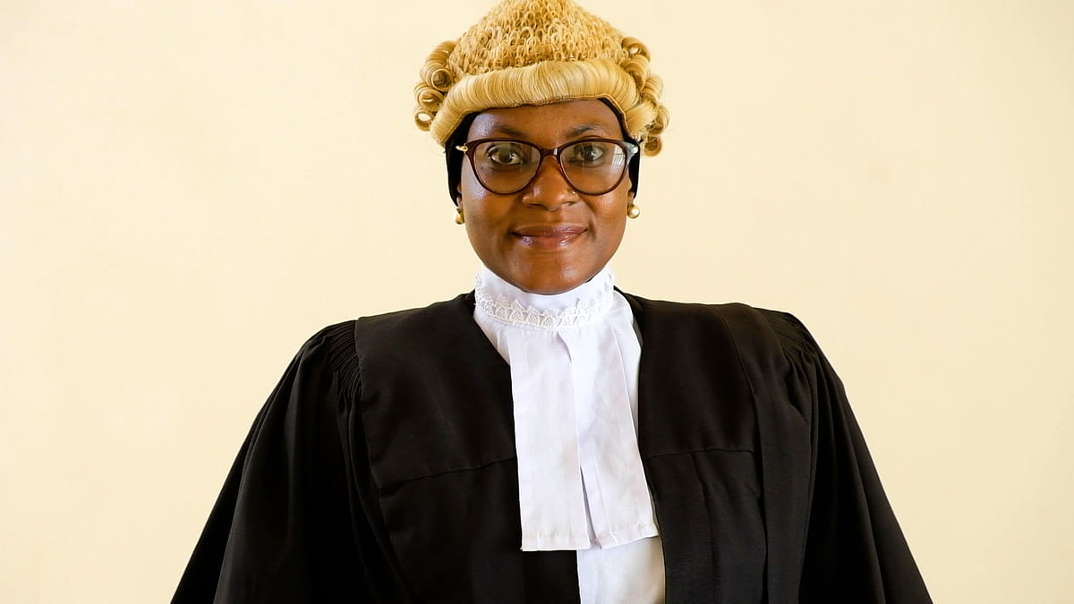 Rashidat: Human Rights Lawyer in Nigeria