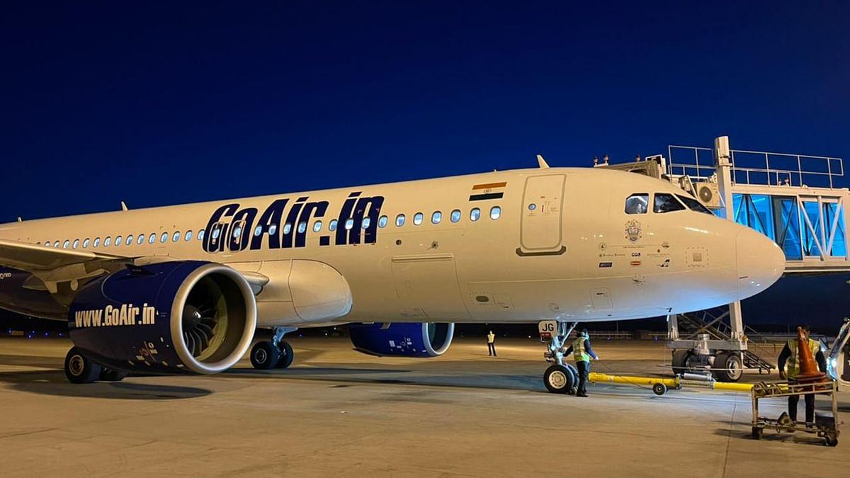 GoAir operates first-ever night flight from Srinagar to Delhi