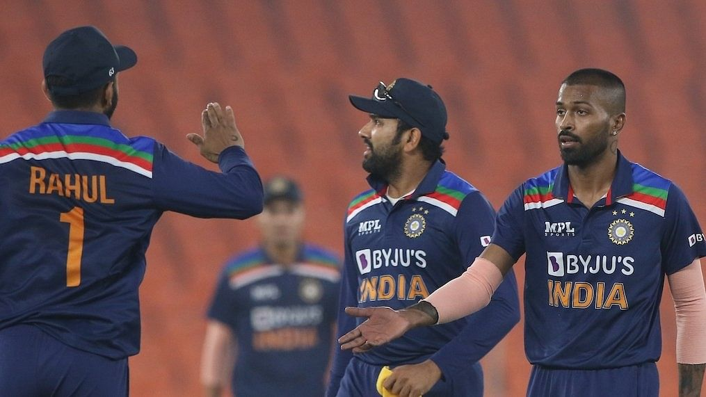 India fined for slow over-rate in 5th T20I against England