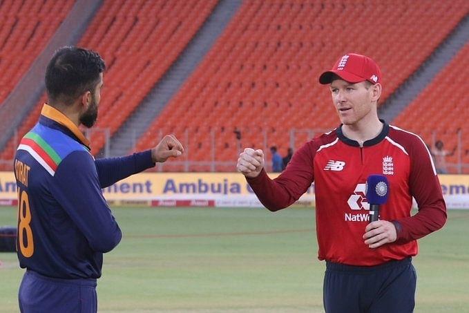 4th T20I: Chahal replaced by Rahul Chahar, Kishan injured
