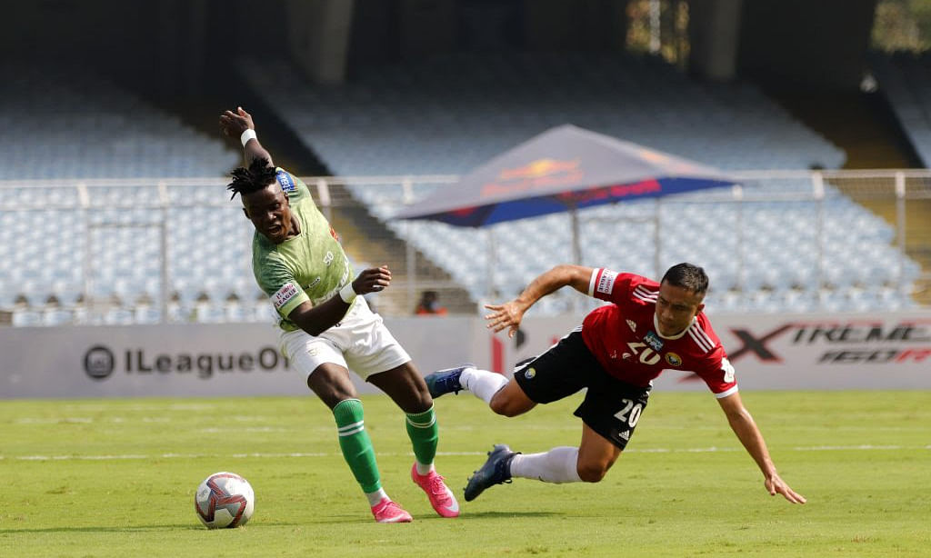 I-League: Gokulam Kerala drop vital points in title race after 1-1 draw against Real Kashmir