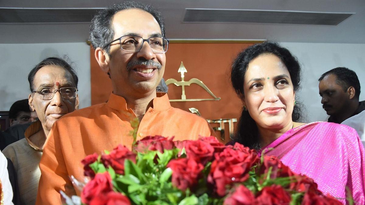 Maharashtra CM's wife Rashmi Thackeray shifted to Reliance Hospital