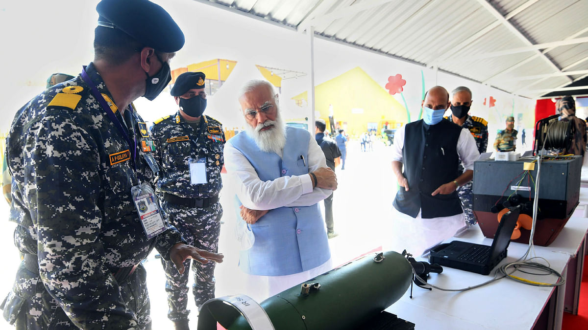 Modi calls for breaking down civil-military silos to speed up decision-making