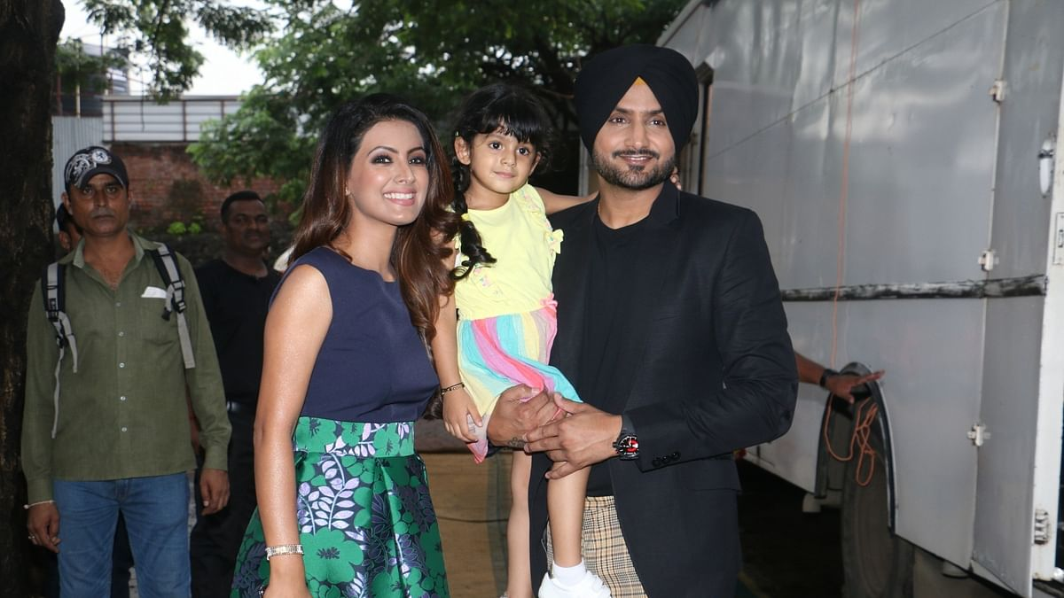Harbhajan Singh, Geeta Basra expecting second child