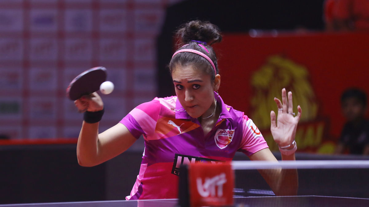 Olympics: Tactically outwitted, Manika goes down in straight games