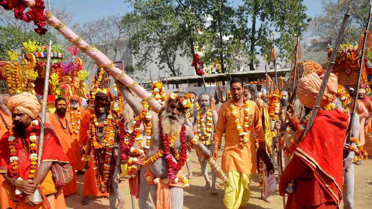 Centre highlights need for stringent anti-COVID measures during Kumbh Mela in Haridwar