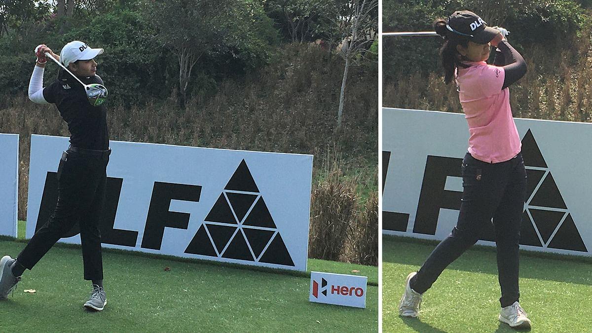 Golf: Jahanvi wards off Vani Kapoor's challenge to win 5th leg of Hero WPGT