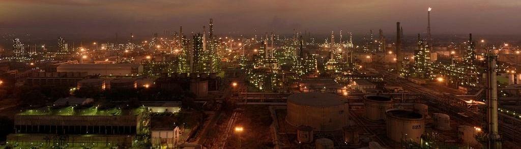 File photo of Gujarat Refinery, Vadodara.