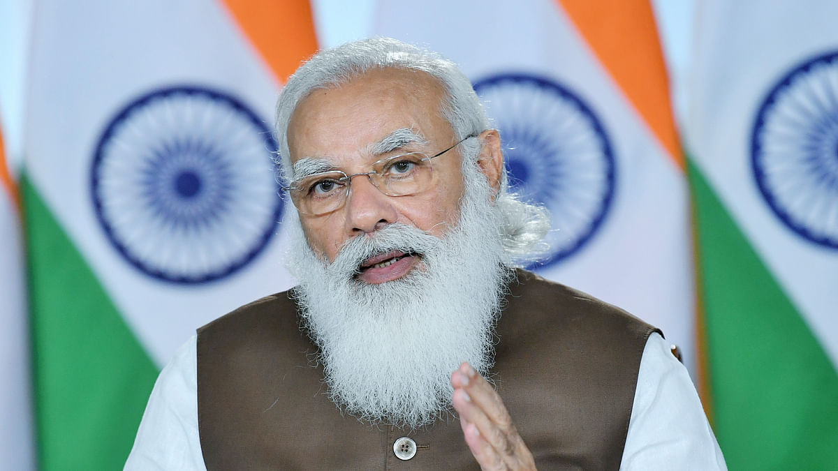 Modi to inaugurate 'Amrut Mahotsav' and flag off 'padyatra' from Sabarmati Ashram in Ahmedabad on Friday
