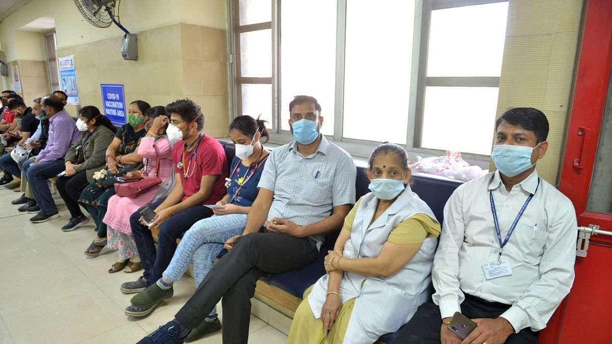 India records 161 COVID-19 deaths, 25,320 new cases of infection