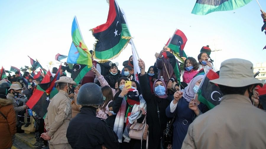 Libya: UN envoy hails new national government after years of 'paralysis and internal divisions'