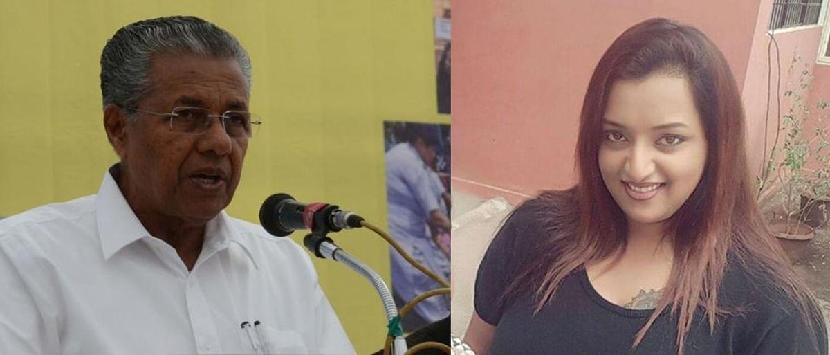 Gold smuggling case accused names Kerala CM in dollar hawala