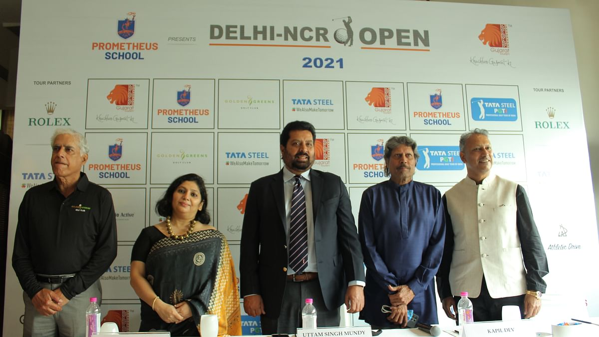 Golf: PGTI inducts Kapil Dev as its board member