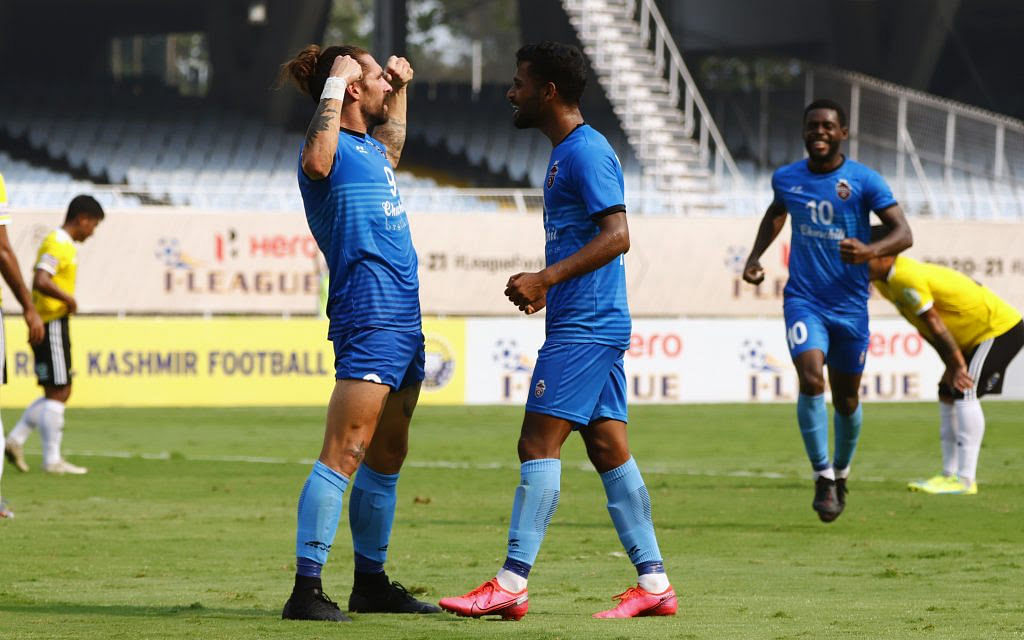 I-League: Churchill Brothers beat Real Kashmir, extend lead atop
