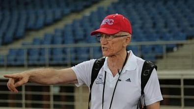 India's Belarusian athletics coach Nikolai Snesarev passes away