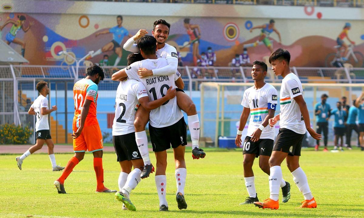 Football I League: Sudeva Delhi overpower Chennai City 2-1
