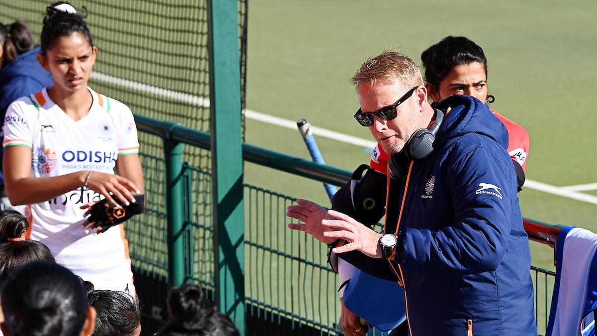 Hockey: India Women getting closer to top teams in world, says chief coach Sjoerd Marijne