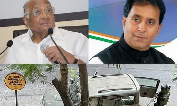 Pawar summons NCP leaders to Delhi, pressure mounts on Deshmukh