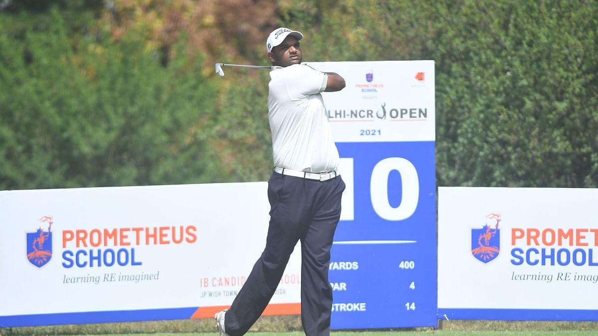 Udayan Mane wins Delhi-NCR Open Golf Championship