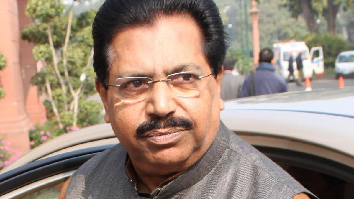 P C Chacko quits Congress over ticket distribution