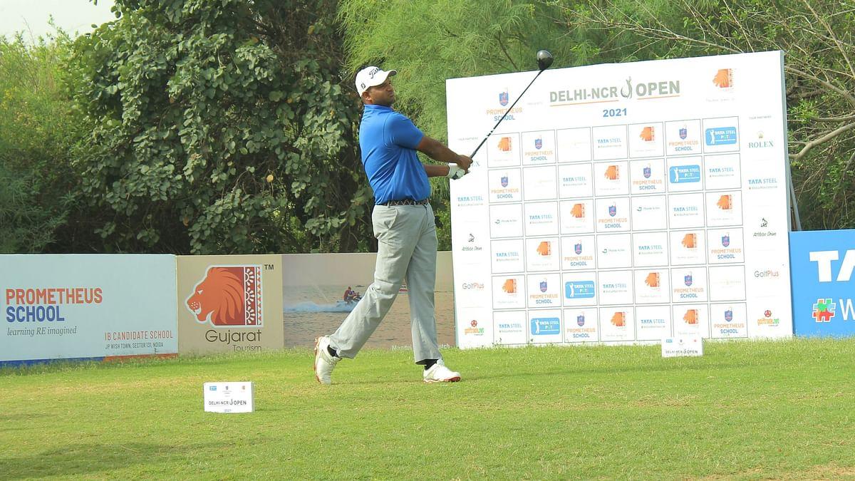 Golf: Udayan Mane returns five-under 67 to emerge 3rd round leader at Delhi-NCR Open
