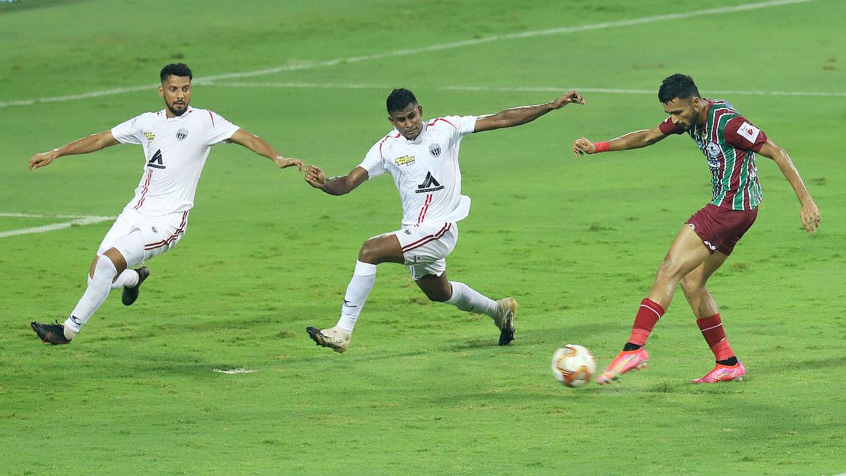 ISL: Mohun Bagan beat NorthEast United to set up blockbuster final against Mumbai