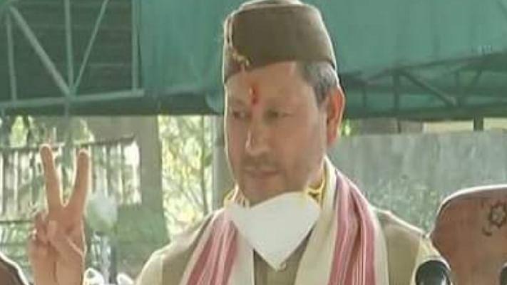 Tirath Singh Rawat sworn in as new Uttarakhand CM